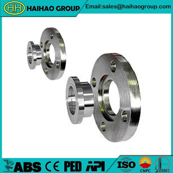 PN6 DIN2641 A182 F316L 1inch Lap Joint Flange
