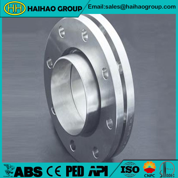 4inch DIN PN6 A182 F304 RF Lap Joint Flange