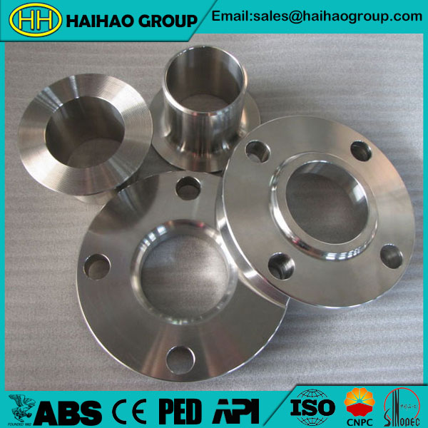 JIS B2220 5K Lap Joint Flanges In Haihao Flange Factory