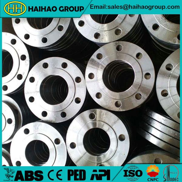 EN 1092-1 PN25 ASTM A181 RF Slip On Flange