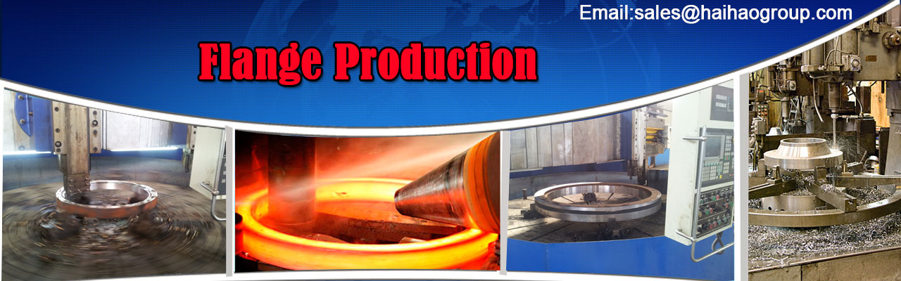 flange-production
