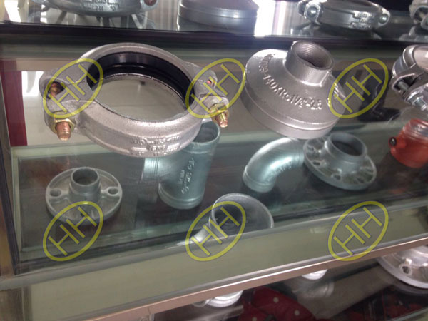 groove pipe fittings