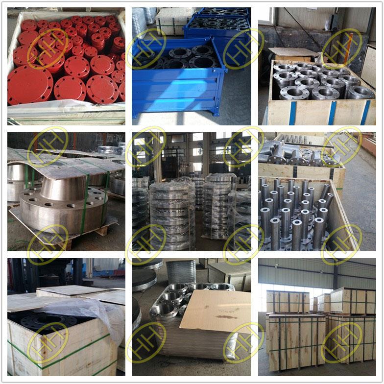 ASME/ANSI A182 F316 RF Socket Weld Flange Packing