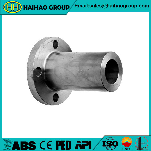 DIN2631 PN6 A181 RF Long Weld Neck Flange
