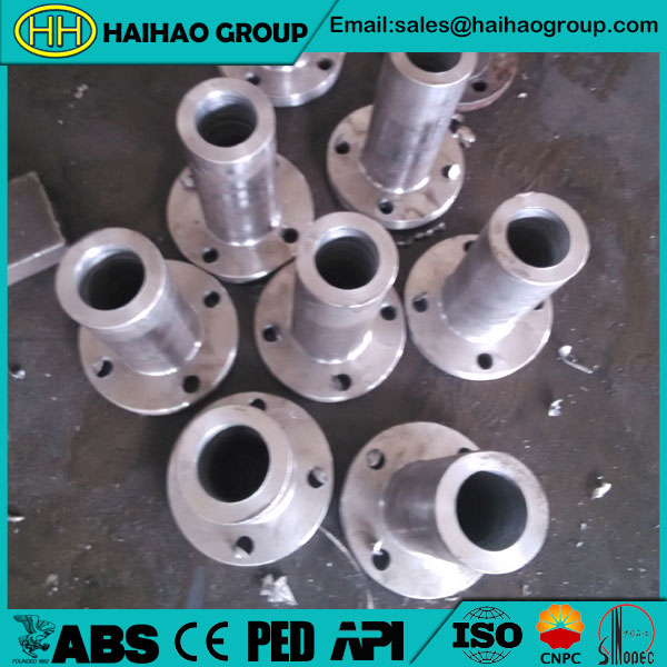 ANSI/ASME B16.5 Long Weld Neck Flange/Integral Flanges