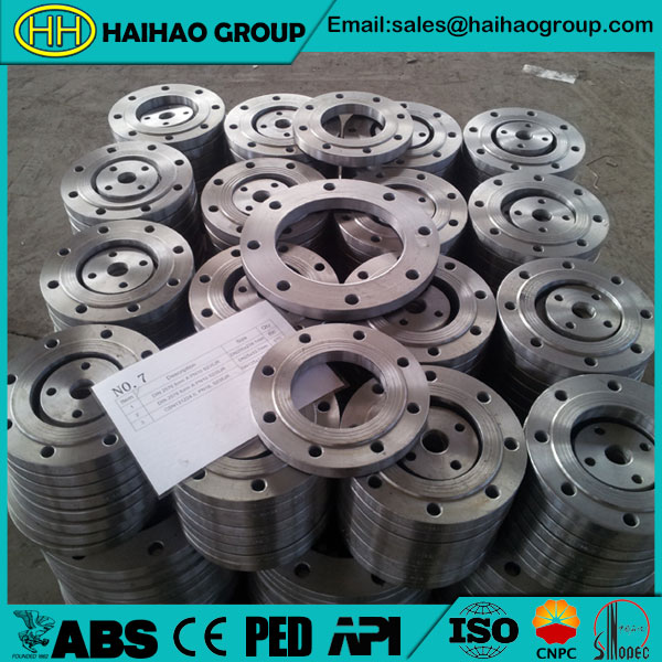 EN Standard Raised Face Plate Flange
