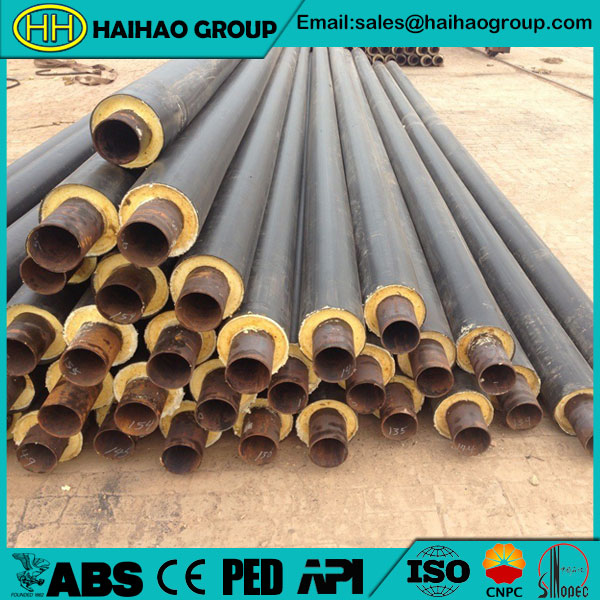 pre-insulation-steel-pipes
