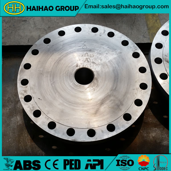 ASME Class 150 ASTM A181 Reducing Slip On Flange