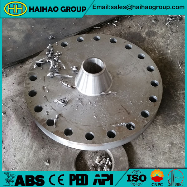 300# ANSI B16.5 ASTM A181 RF Reducing Weld Neck Flange