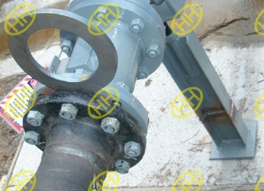 Spectacle Blind Flange Application Pipeline Install