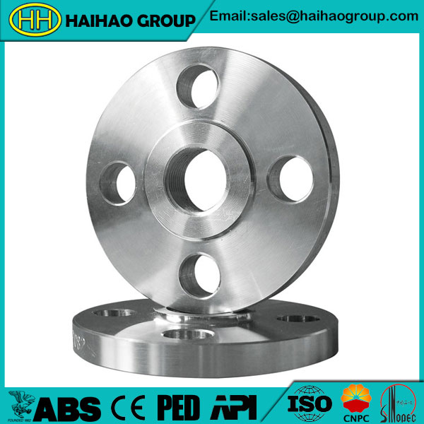 ASTM A182 F316 Threaded Flange