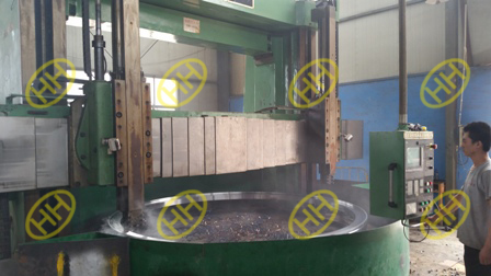 steel-ring-flanges-AWWA-C207-machining-in-haihao