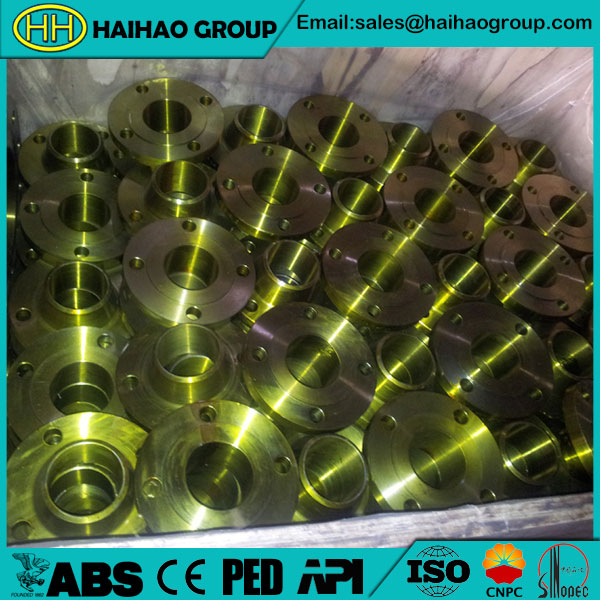 JIS B2220 5K Weld Neck Flange,WN Flange Manufactured in Haihao Group