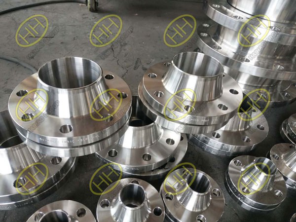 welding flange pipe with neck