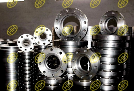socket-weld-flange-production-in-haihao-flange-factory